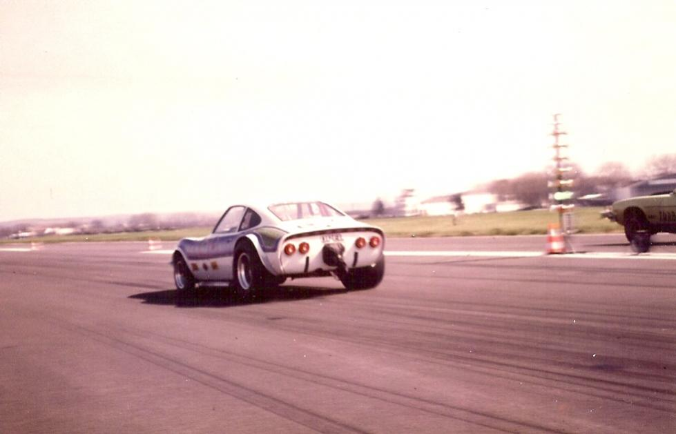 In April 1980 in Erlensee Germany Tony would begin his racing career, this was Tony's first race in the Opel GT in which he would race five years...